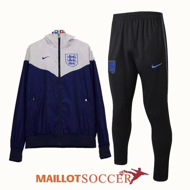 coupe vent angleterre bleu 2018 [maillots18-11-28-5]