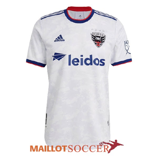 maillot D.C united exterieur 2021 2022 [maillots21-3-25-35]