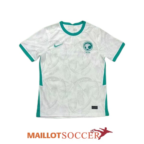 maillot arabie saoudite domicile 2020 2021 [maillots20-12-16-30]