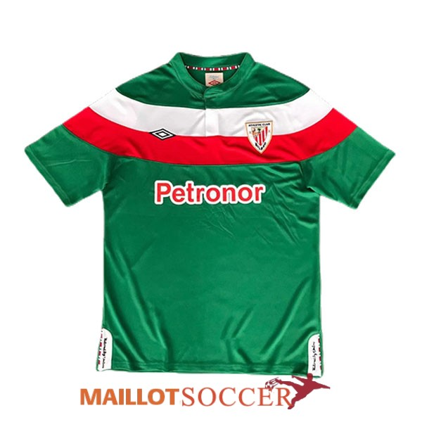 maillot athletic bilbao retro exterieur 2011 2012