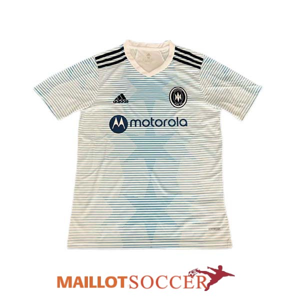 maillot chicago fire exterieur 2021 2022