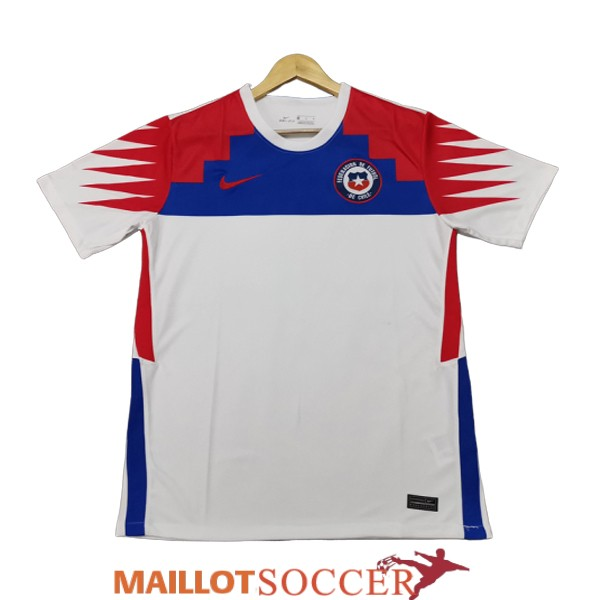 maillot chili exterieur 2020