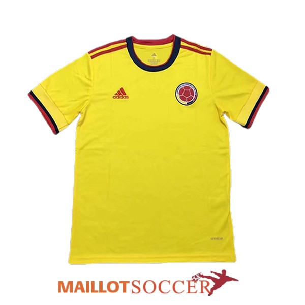 maillot colombie domicile 2020 2021 [maillots20-10-20-50]