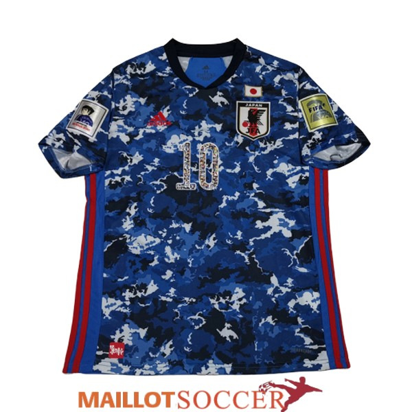 maillot japon edition speciale olive et tom 2020