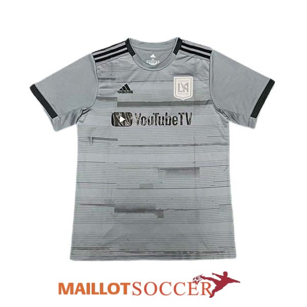 maillot los angeles edition speciale gris 2021 2022