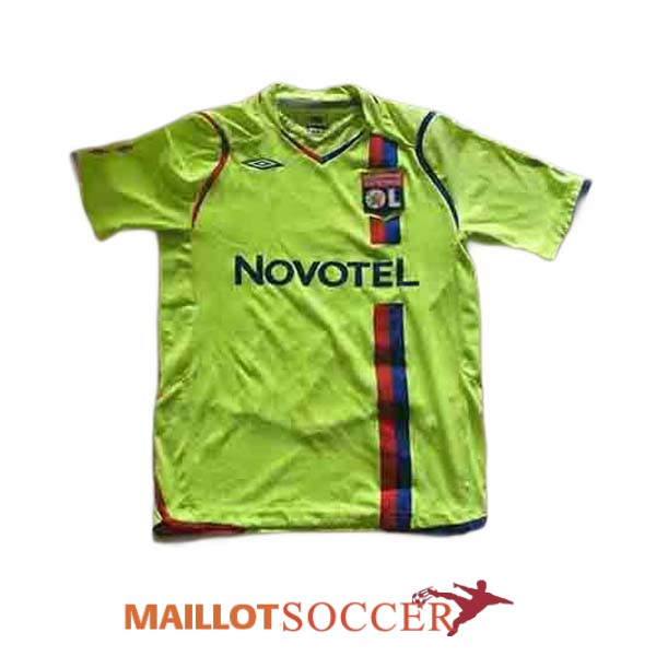 maillot lyon retro third 2008 2009