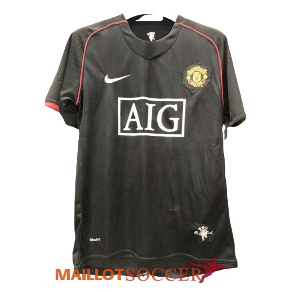 maillot manchester united retro exterieur (1) 2007 2008