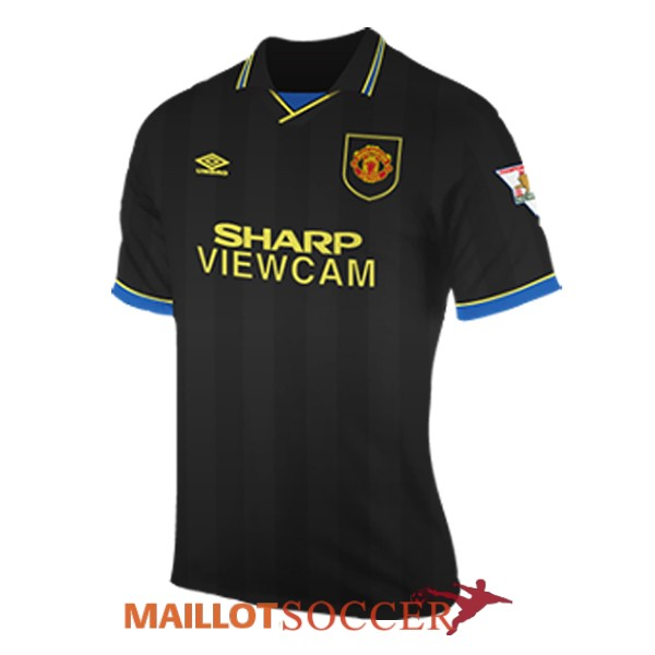 maillot manchester united retro exterieur 1994