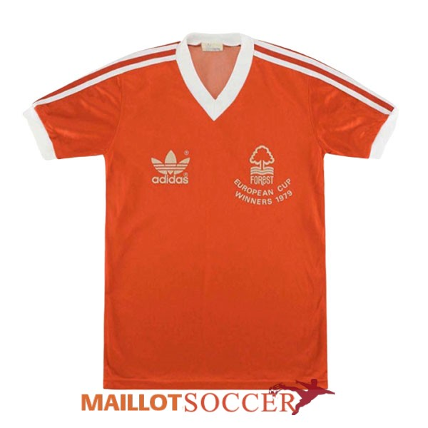 maillot nottingham forest retro domicile 1978 1979
