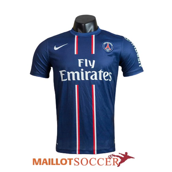 maillot paris saint germain retro domicile 2012 2013
