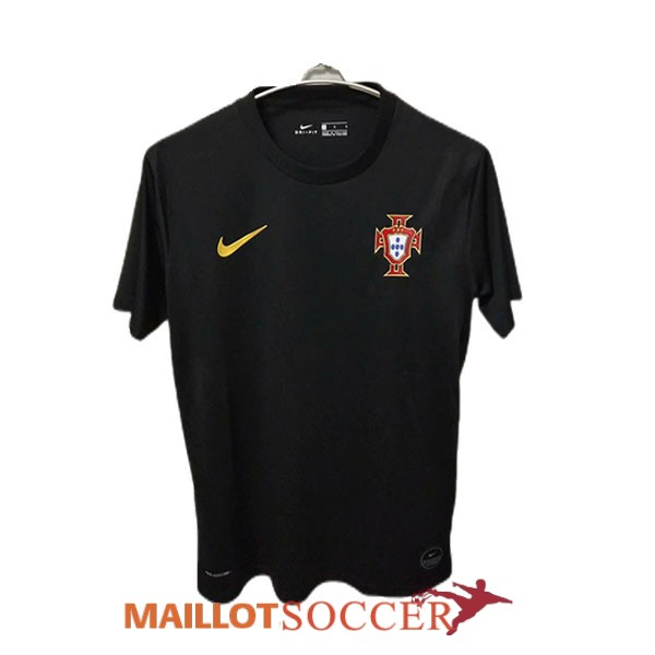 maillot portugal edition speciale noir 2020 2021