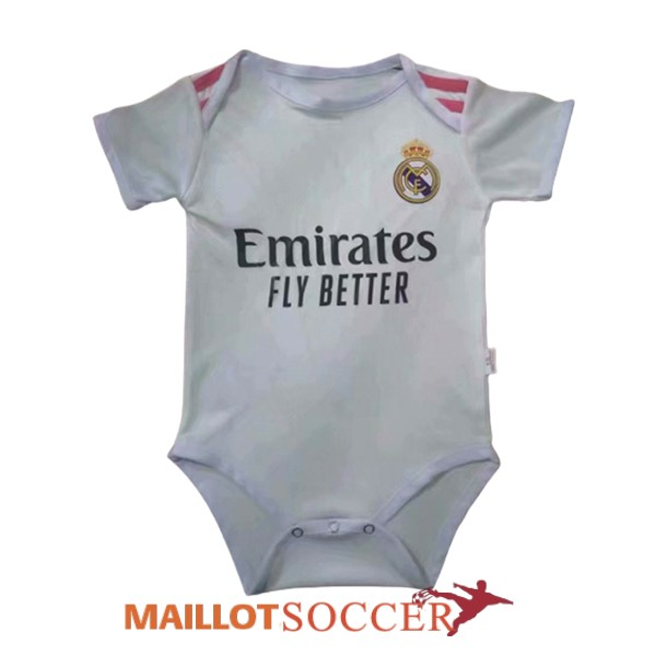 maillot real madrid nourrisson domicile 2020 2021