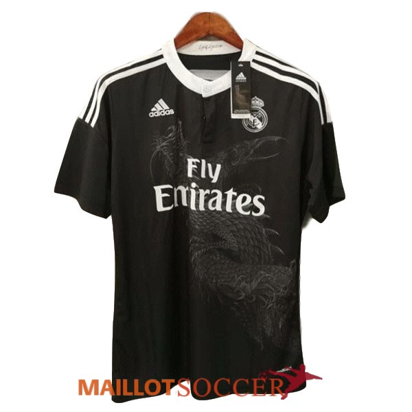 maillot real madrid retro third 2014 2015