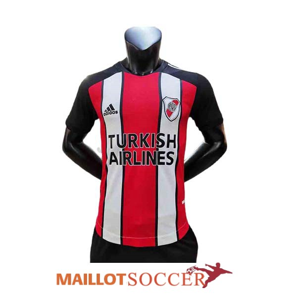 maillot river plate third version joueur 2021 2022